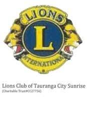 Lions Tauranga Sunrise